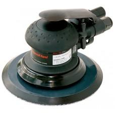Шлифовальная эксцентриковая машинка, пневматическая, 4151-HL, 12000 об/мин., 0,15 кВт., Оправка 150 мм, эксцентрик 5 мм.