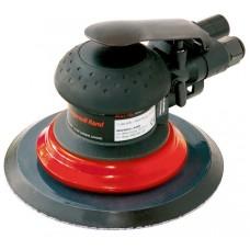 Шлифовальная эксцентриковая машинка, пневматическая, 4152-HL,12000 об/мин., 0,15 кВт., Оправка 150 мм, эксцентрик 2.5 мм.