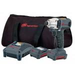 """Гайковёрт ударный, 1/2"""", аккумуляторный, W1110EU-K2. 12B, 135 Нм. Комплект в сумке 2 АКБ 2,0 A/ч + зарядное устройство."""